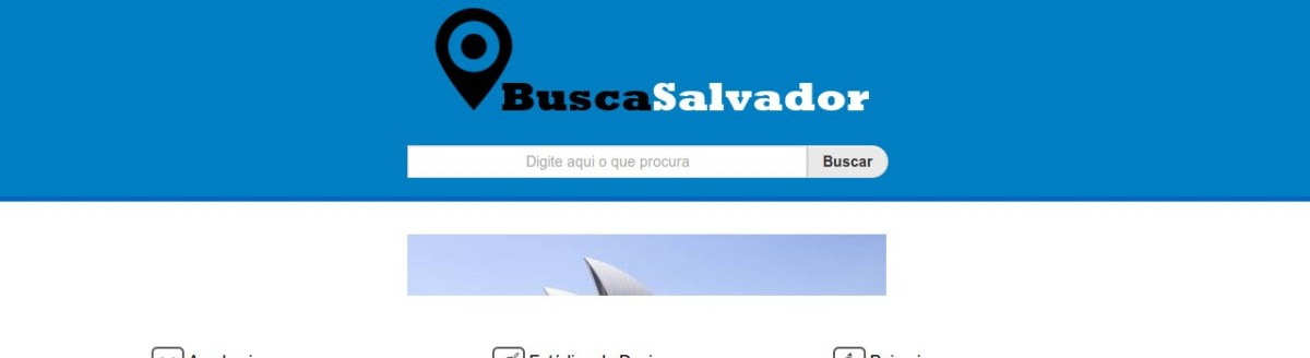 Busca Salvador