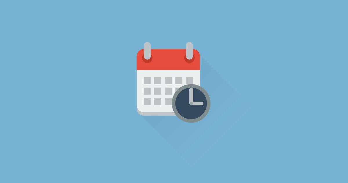 Melhorando a exibição das datas no seu site