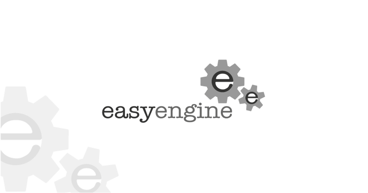 Configuring a VPS with EasyEngine