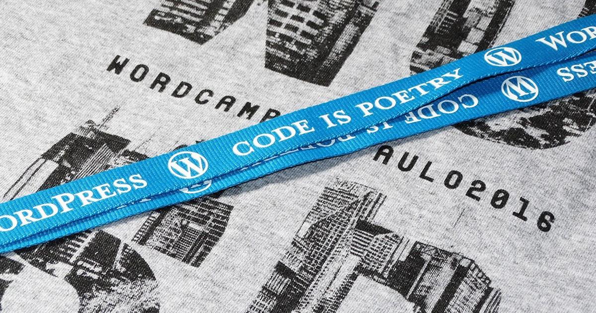 Onde buscar informações sobre WordCamps