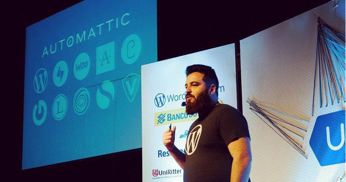 WordPress.com na UX Conf BR