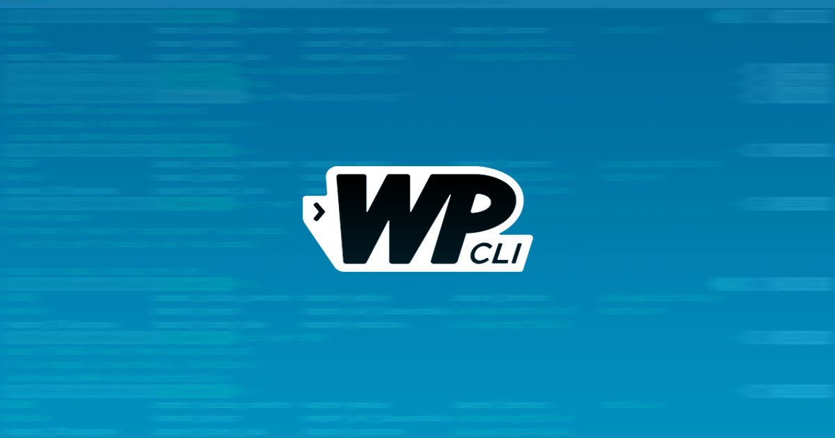Importando arquivos XML no WordPress com WP-CLI